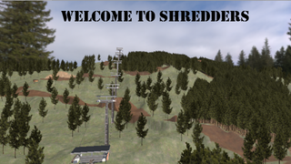 Shredders Bike park