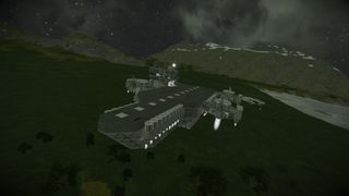 Vladimirovich Aircraft Carrier