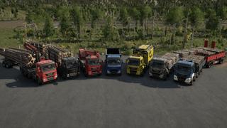 MAN Truck TGS 480 10X4