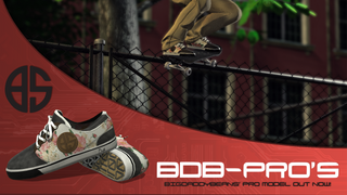 Binary Shoes - BigDaddyBeans Pro Model