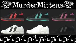 CreepyCat SkateBoards - MurderMittens