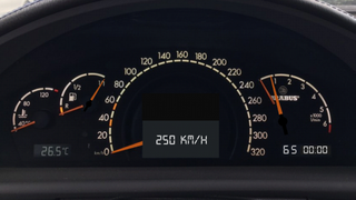Brabus CL 5.8 W215