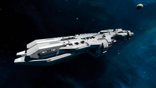 RCSP - Legacy Dreadnought Carrier