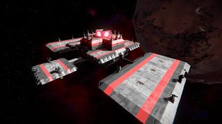 LMB Space Station