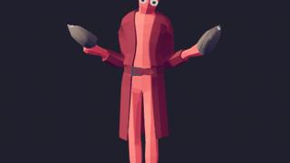 Chicken Man Man