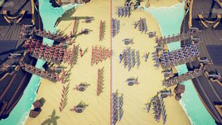 Epic Pirate Attack