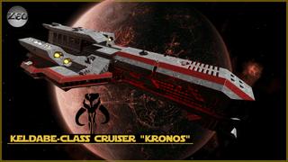 Keldabe-Class Cruiser Kronos
