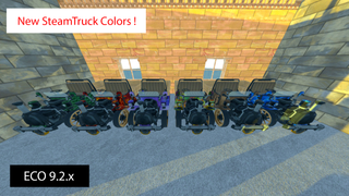 Colored Vehicles [9.x]