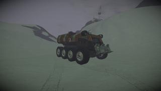 ATV-8C - Modified Rover