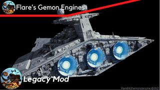 Flare's Gemon Engines   Legacy Mod