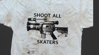 """Berrics """"SHOOT ALL SKATERS"""""""