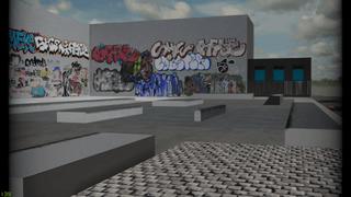 Born Skate Plaza