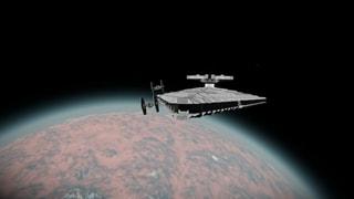 SW Imperial Vindicator Class Cruiser