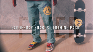 SADDERDAY BOARDS DROP 1 By FLYER