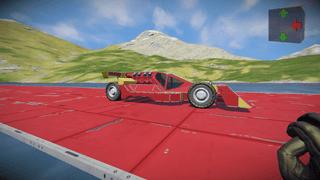 TITAN F1 INDY CAR