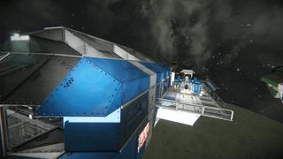 Modified Blue Ambassador Explorer