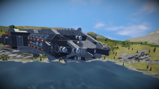 Assault class corvete Mk2 Hellcat