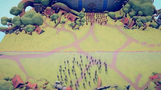 battle of infantary