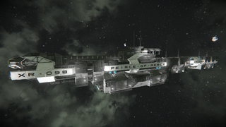 Pierce-Of-Mercy XR-098 cargo cruiser