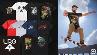 LRG 2021 T-shirt pack