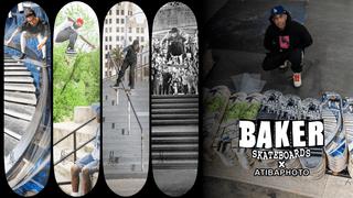 Baker x Atiba Jefferson Photo Series Decks