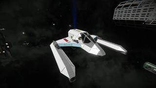 Star Trek - Spectre II Fighter