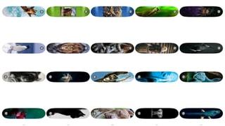Board Animals Drop 20 Decks
