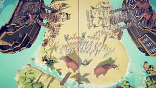 pirates vs native