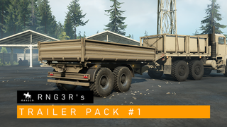 Rng3r's Trailer Pack