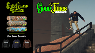 GoodTimes skateboards