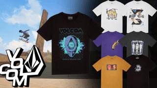 Volcom 2021 T-shirt Pack 1