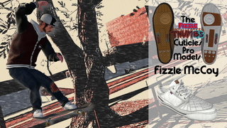 The Fizzle Thumb Cuticles Pro Shoes