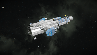 UEA civilian exploration shuttle