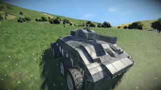 XMA 47-light tank