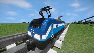 Lokomotiva Vectron V4