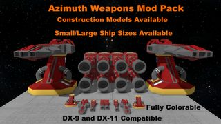 Azimuth Weapons Mod Pack