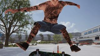 Full Body Male Tattoos