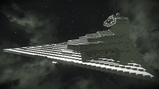 Star Destroyer, completed