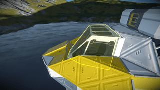 Star wars modded  y wing