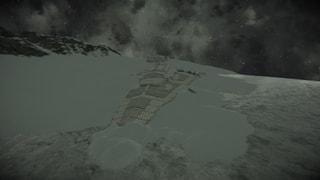 Crashed Star Destroyer