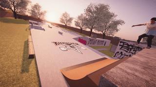 Djs Back Yard Skatepark