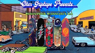 Ohm Griptape -  Shakedown Streettape V.1