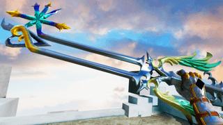 Oathkeeper Keyblade (Kingdom Hearts)