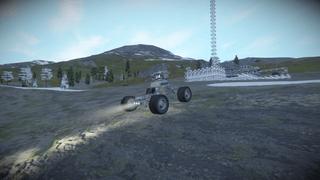 Anti Air Rover