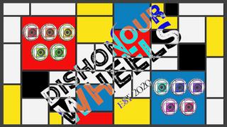 Dishonour Wheels Circle/Square Series