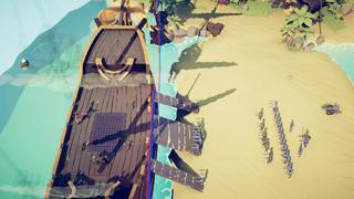 Triple Ships