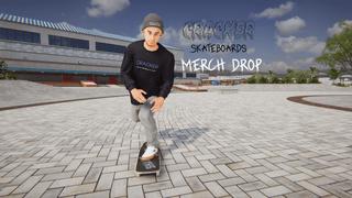Cracker Skateboards Merch Drop