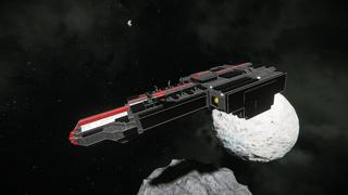 Light battle ship