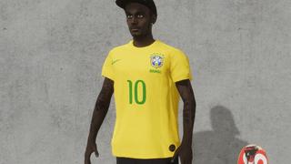 Camiseta Brasil, Brazil T-shirt