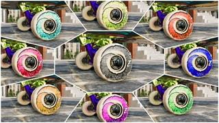 ETAKS Cringle 9 Colors